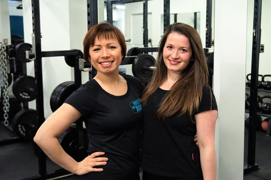 Front of house - Personal Training Gym London Bridge Southwark Personal Trainers