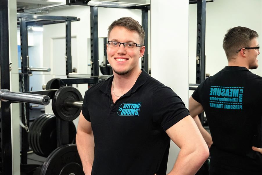 James - Expert Personal Trainers SE1 London Bridge
