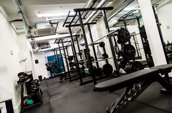 The Fitting Rooms Southwark Gym in London Bridge - London Bridge personal trainers