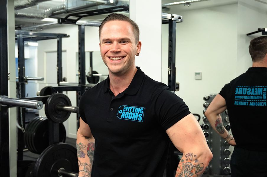 Nate - Expert Personal Trainers SE1 London Bridge