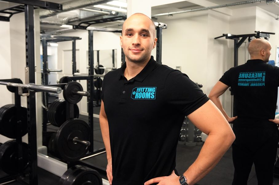 Nathan - Expert Personal Trainers London Bridge Southwark
