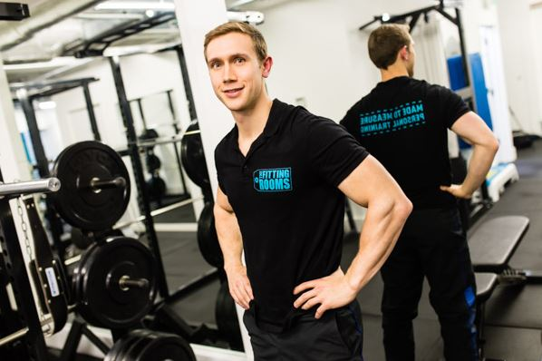 Expert Personal Trainers London Bridge David Jordan