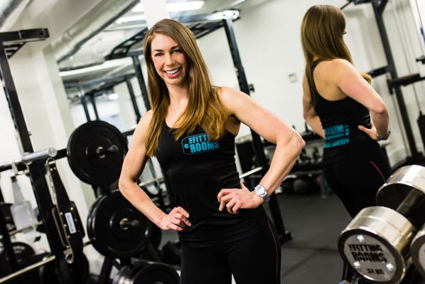 Expert Personal Trainers London Bridge Yasmin Saadi