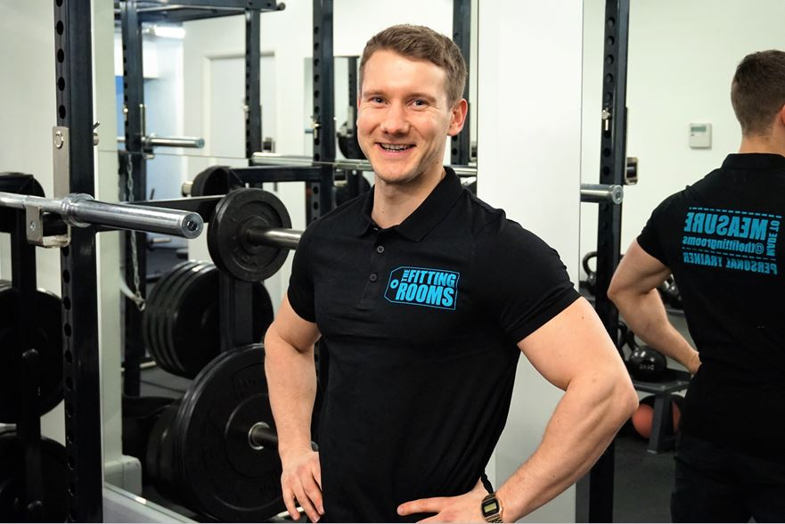 Stephen - Expert Personal Trainers SE1 London Bridge