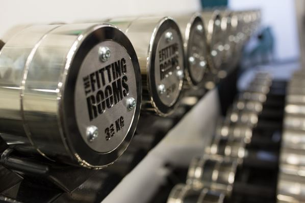Dumbbells or Barbells - The Fitting Rooms Personal Training Gym