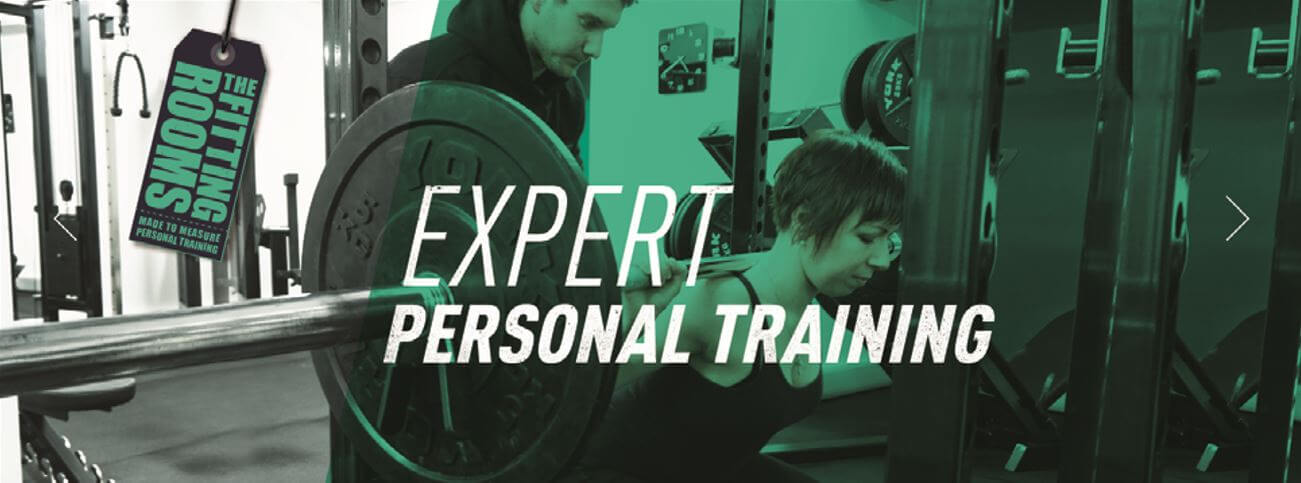 Personal Training Gym - One-on-one Personal Training - London Bridge Personal Trainers
