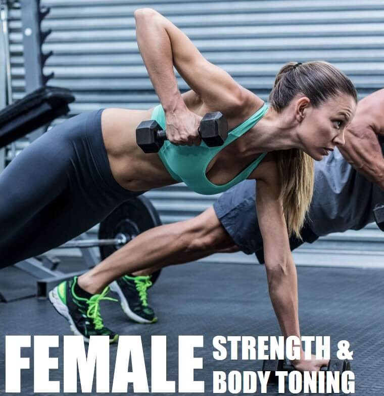 FEMALE Strength & Bpdy Toning