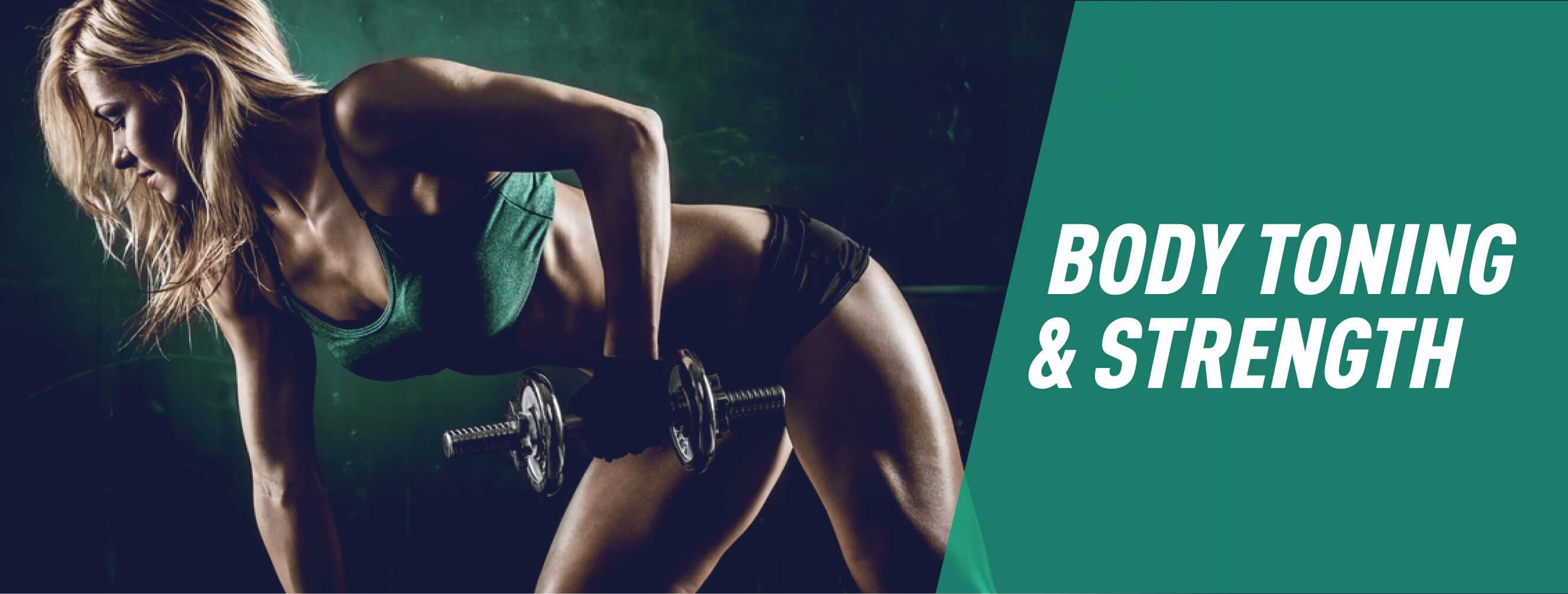 Body Toning & Strength - Online Programme