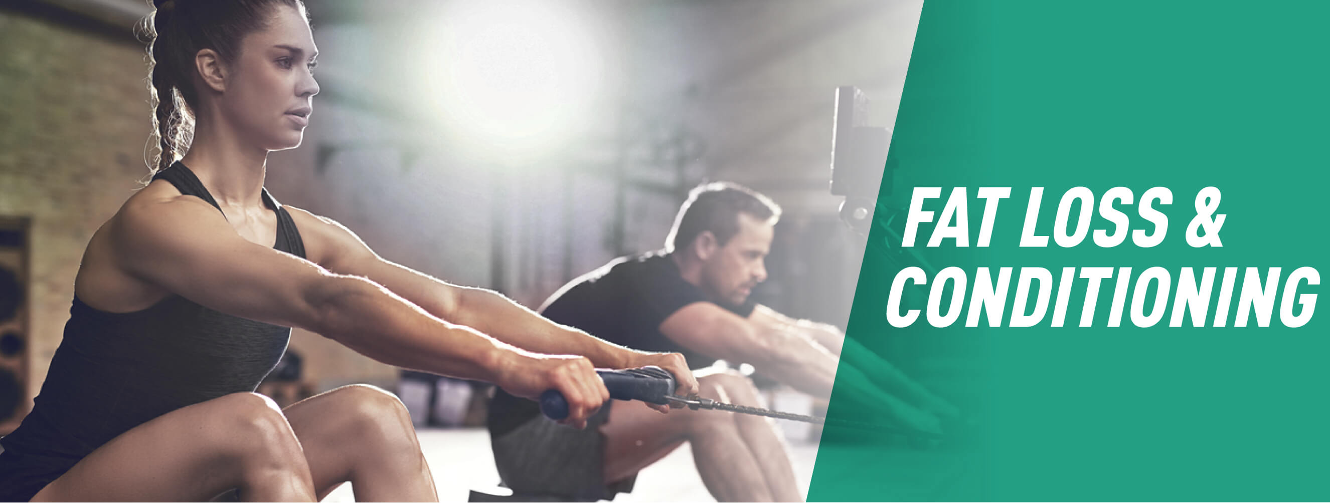 Fat Loss & Conditioning - Online Programme