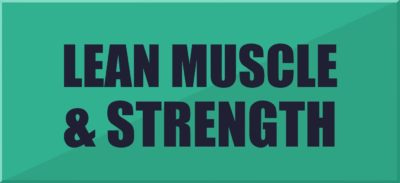 Lean Muscle & Strength Sign Up Button