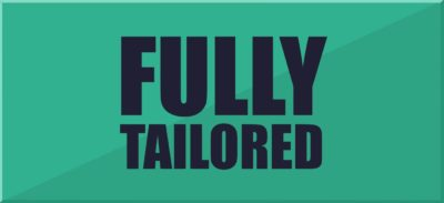 Fully Tailored Online Training Programme Button
