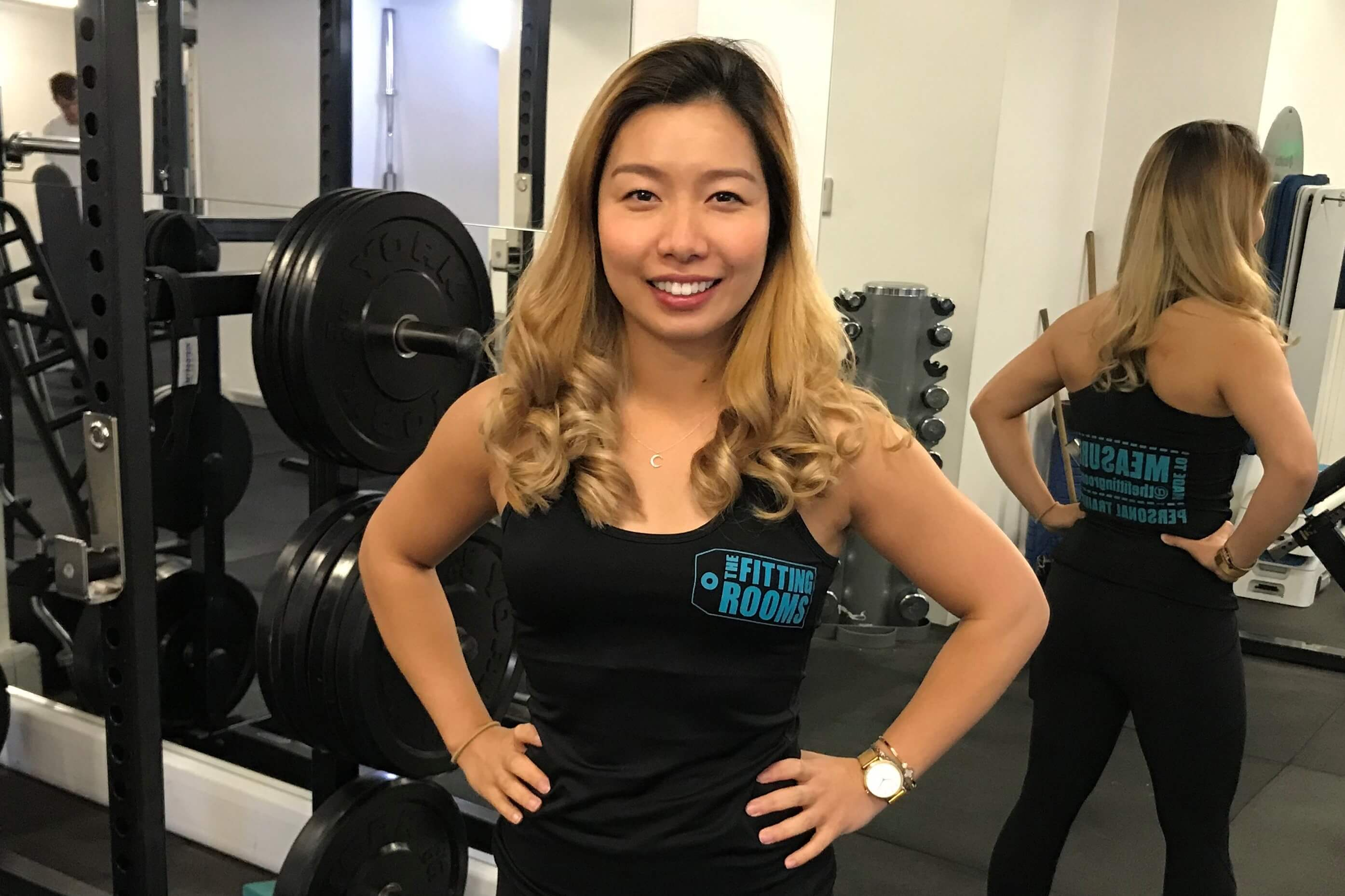 Abigail - Personal Trainer - London Bridge Southwark