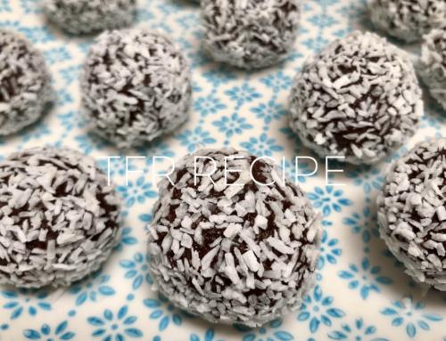 Healthy Vegan Chocolate Truffles Recipe
